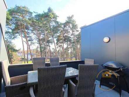 + private Dachterrasse + in grüner Umgebung + Zweitbezug nach Vollsanierung ++