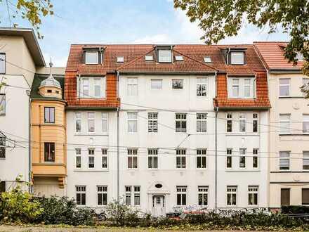 Wohnung, 3,5 Zimmer, vermietet - Altstadt - Kapitalanlage
