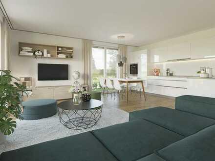 Verkaufsstart WILHELM SECHS ! Exklusive Maisonettewohnung mit 300m² eigenem Garten