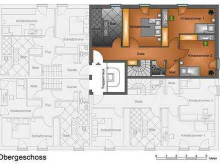 Provisionsfrei - Neue Penthouse Wohnung in Lustadt!
