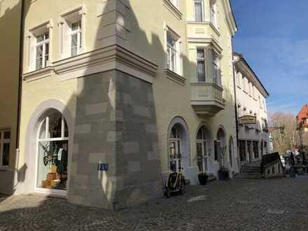 Ladengeschäft auf der Insel Lindau