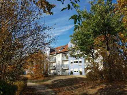 Helle, ruhig gelegene 3-Zimmer-Wohnung in gepflegter Wohnanlage in Ruchheim