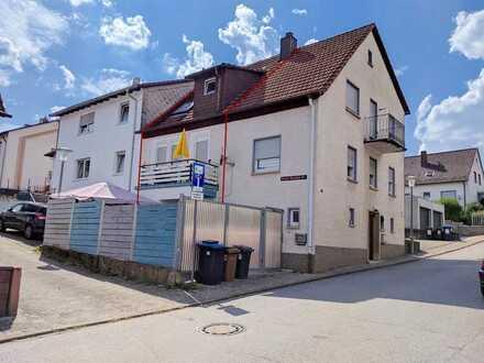 ACHTUNG: Interessantes Reihenmittelhaus mit viel Potenzial in Kaiserslautern-Erfenbach zu verkaufen