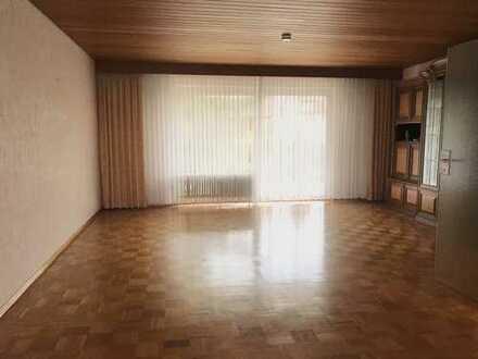 4-Zimmer-Wohnung mit Terrasse, Einbauküche und Garage in Beindersheim