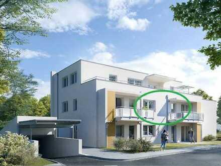 Moderne 3-Zimmer Wohnung mit Balkon