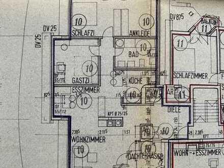 Grosszügige 3,5 Zimmer Eigentumswohnung im Zentrum von Maichingen