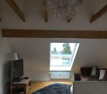 Gemütliche 1-Zimmer-Dachgeschosswohnung in Darmstadt-Arheilgen