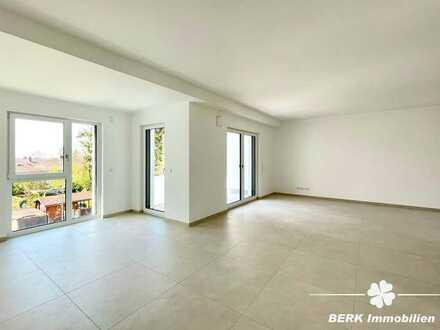 BERK Immobilien - hochwertige Kapitalanlage: luxuriöse Neubau-Maisonette-Wohnung über den Dächern vo