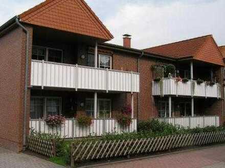 Geräumige 3-Zimmer-Wohnung mit großem Balkon in zentrumsnaher Lage von Obenstrohe