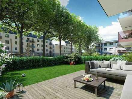 Herrliche Wohlfühlwohnung mit Westbalkon! Neubau, sonnig, hell, zentral, unglaublich günstig!