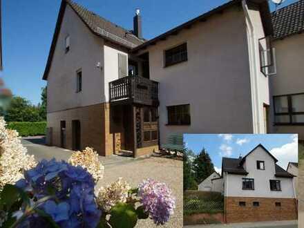 Einfamilienhaus mit Werkstatt und Wiese, zentral in Bad König