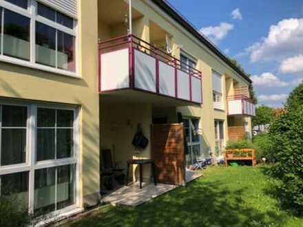 Ihre 2 Zimmer Wohnung mit Balkon und Stellplatz!