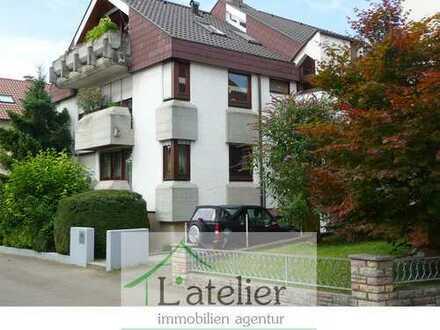 Remseck-Aldingen Charmante Dachgeschosswohnung mit 2 Balkone im 3 Fam. Haus in gesuchter Wohnlage