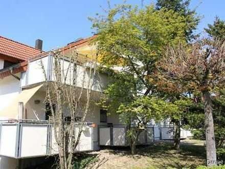 Schöne 5-Zi.-Maisonette-Wohnung mit sonnigem Balkon in herrlicher Lage von Bad Rappenau