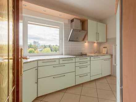 Große Wohnung - günstiges Preis-/Leistungsverhältnis