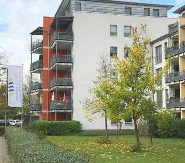 Altersgerechtes Wohnen - Penthousewohnung in der Reuschenberger Parkresidenz