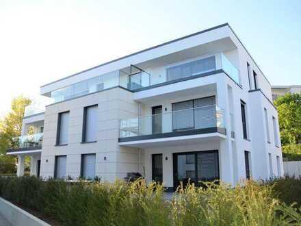Frankfurt-Bergen - den Charme dieser Neubau 3 Zimmer-Maisonettewohnung genießen