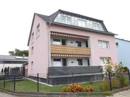 Vermietete Dachgeschoßwohnung mit ausgebautem Spitzboden