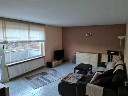 Ruhige 3-Zimmer-Wohnung mit Balkon in Harxheim