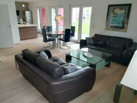Ruhige, geräumige und hochwertig ausgestattete 4-Zimmer-Wohnung in zentraler Lage