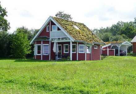 Eigentumsgrundstück am Tollensesee * für Bebauung mit einem Ferienhaus * in herrlich ruhiger Lage