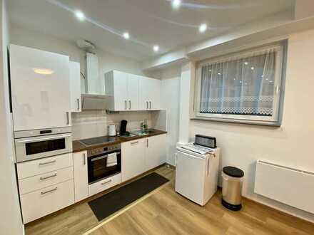 Hochwertig renovierte 2- Zimmer Wohnung in zentraler Lage von Schwetzingen