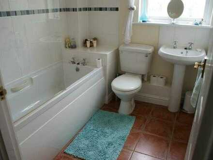 20 m² - room seeks quiet roommate