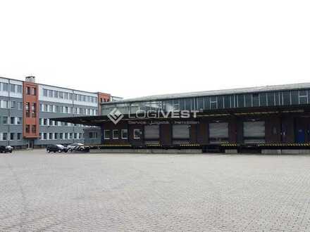 Industriehalle mit Freifläche, ca. 500 m²