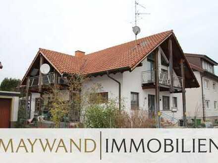 ***Top Modernes Architekten 1-FH mit großem Garten Garage und EBK ***