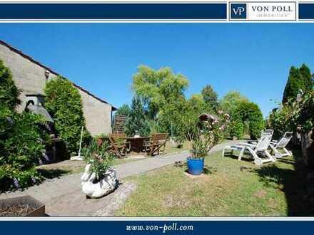 Saniertes Einfamilienhaus mit Ausbaureserve, sonnigem Garten und Feldrandlage