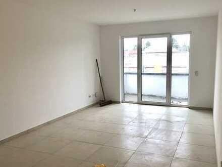 Neubau: Schöne und moderne 3-Zi.-EG-Whg. mit EBK und Terrasse