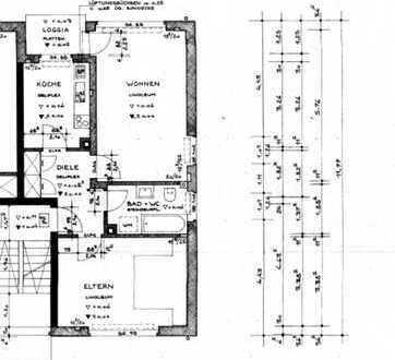 charmante 2-Zi-Wohnung in ruhiger Lage - mit WBS