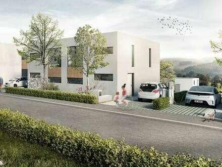 Moderne Doppelhaushälfte – mitten in der Natur nahe bei Stuttgart!