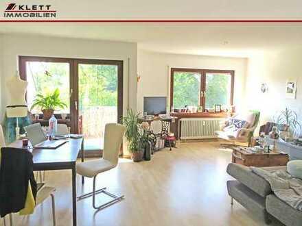 Attraktive, helle 2-Zimmer-OG-Wohnung mit Balkon und Tiefgaragenstellplatz