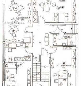 !!! Büro+Lager (auch in Teilen zu mieten - bis ca. 317 m²) Aussenfläche vorhanden !!