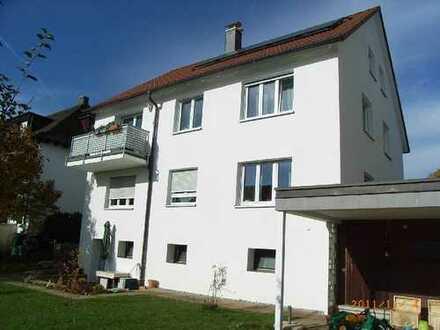 3 und 4 Zimmer-Wohnung im 2-Fam.-Haus, Ebersbach