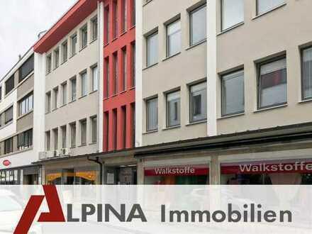 Umfeld, Infrstruktur optimal! Freie Praxis/Gewerberäume in der Stadtmitte.