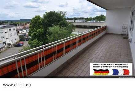 Rein ins Vergnügen. Schöne 3ZKB - renoniert in Homburg