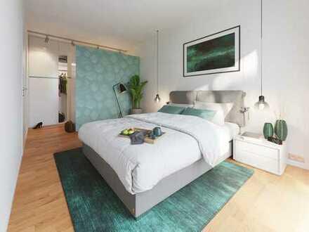 Perfekt für Familien! Moderne 5-Zimmer-Wohnung in toller Lage mit Terrasse und großem Garten