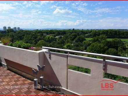 Penthouse mit großer Dachterrasse!