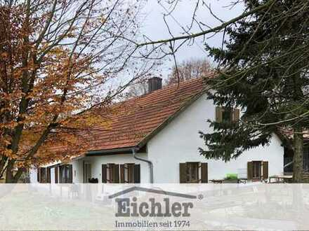 Anwesen mit 7.200 m² großem Grundstück, Landkreis Dingolfing-Landau