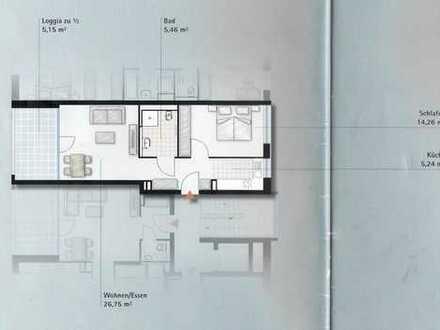 Schöne zwei Zimmer Wohnung in Böblingen (Kreis), Böblingen