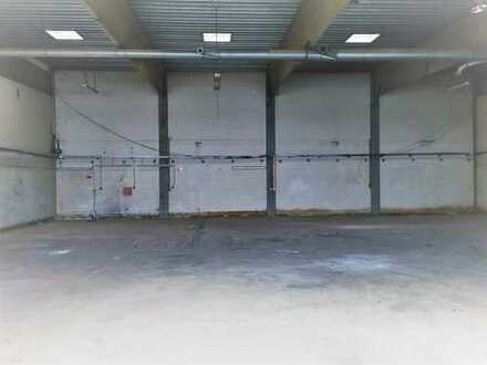 Ideal für Kleingewerbe: 400 m² Lager/Produktionshalle zu vermieten!