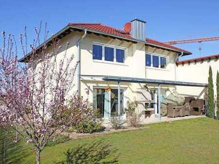 Neuwertiges, freistehendes Einfamilienhaus in St. Leon-Rot
