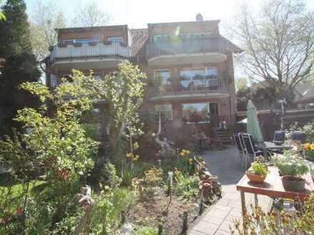 Schöne Maisonettewohnung mit eigenem Garten!