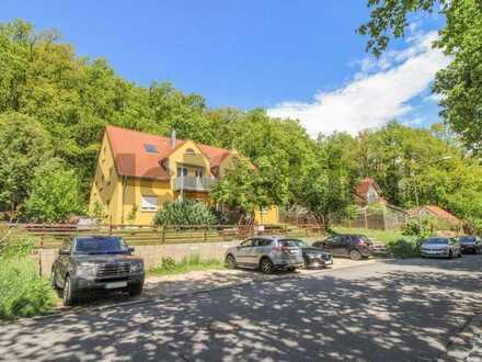 Bewohnte 4-Zimmer-Erdgeschosswohnung mit Terrasse und Garten in ruhiger Lage von Lappersdorf