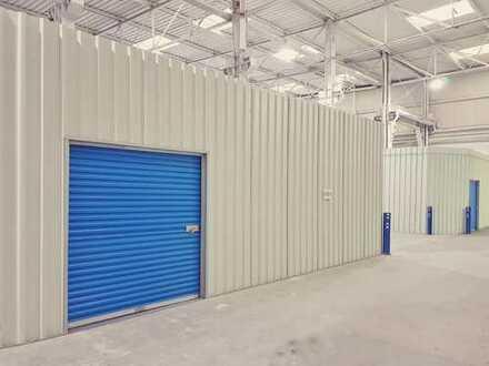 29 Quadratmeter-Lagerhalle zu vermieten, Gewerbehalle