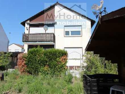 !!! Sanierungsbedürftiges 2 Familienhaus in Lampertheim mit viel Potenzial sucht neue Eigentümer!!!