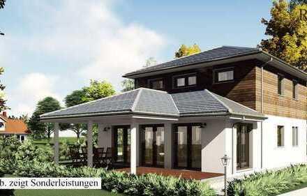 """Zur Angebotsübersicht """"Wunderschöne Villa"""" im Toscana Stil, PV-Anlage, """"NEUBAU SCHLÜSSELFERTIG"""""""