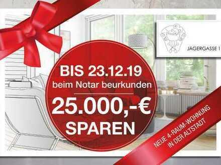 Weihnachtsspezial !!!!!! Neubau* Penthouse* Innenstadt *